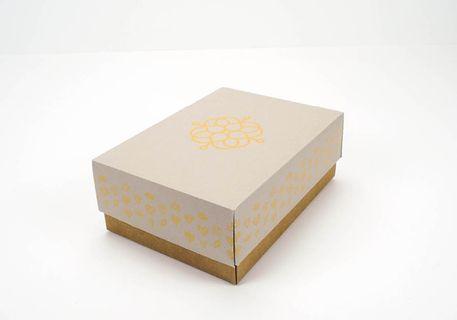 Caja sorpresa rectangular