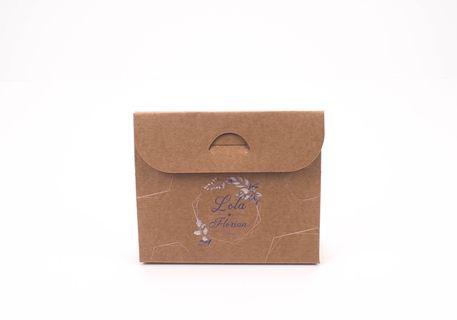 Bolsa de cartón horizontal