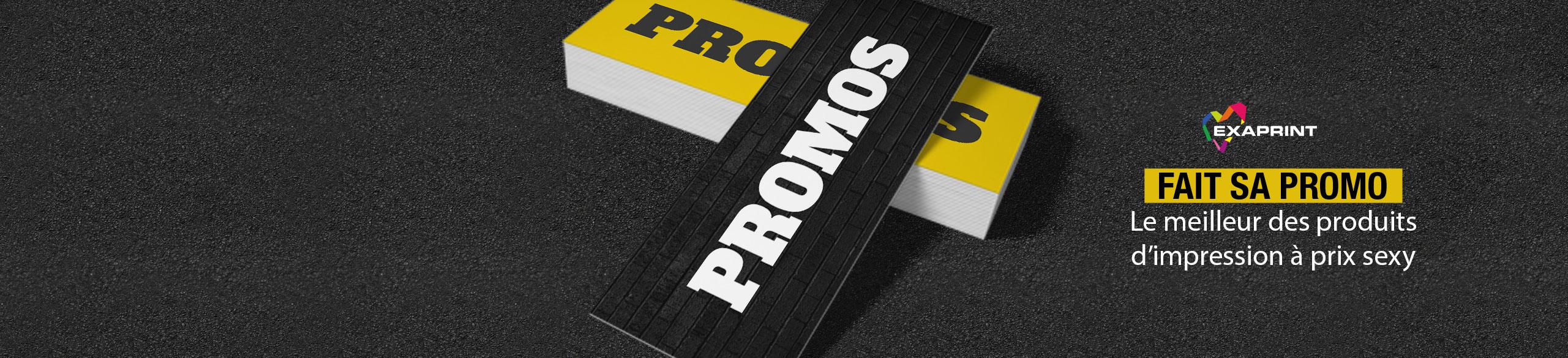 Promos Carte De Visite Flyer Etiquette Et Bien Plus