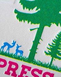 Flyer LetterPress