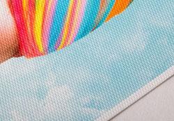 Flyer papiers Texturés